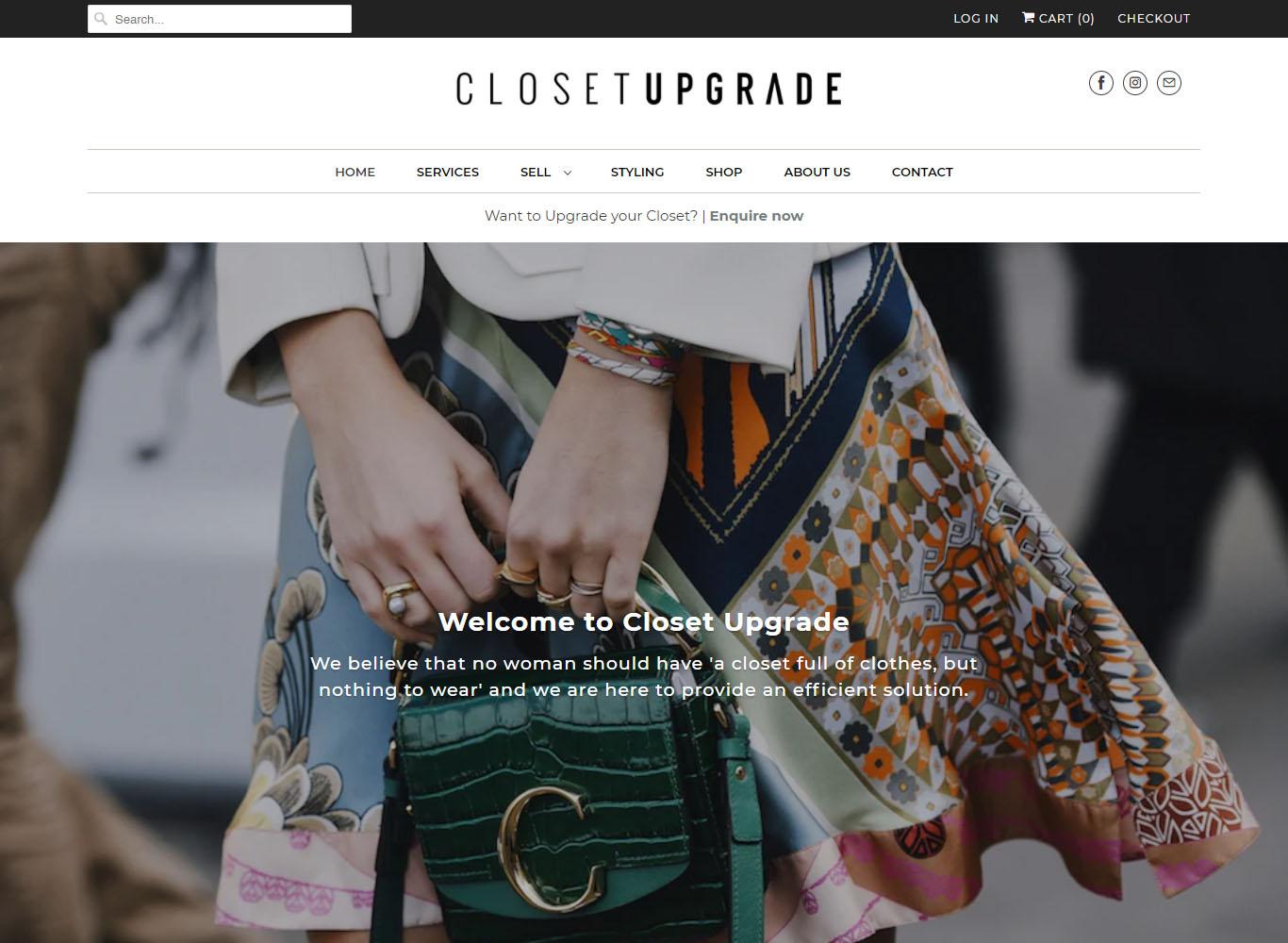 closetupgrade